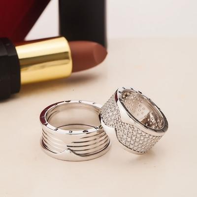 Farklı Tasarım İsimli Ve Tarihli Gümüş Alyans Bv107 - Thumbnail